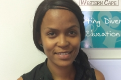Charlene Petersen-Project Manager