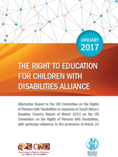 Children with Disabilities In Dire Straights