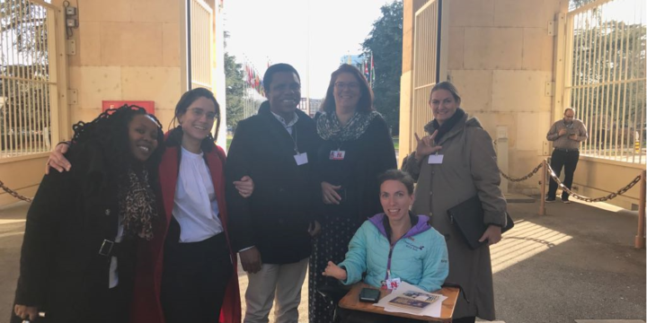 GENEVA – ABILITY ACTIVISTS TELL UN COMMITTEE ABOUT CRISIS IN EDUCATION FOR CHILDREN WITH DISABILITIES IN SOUTH AFRICA
