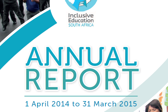 IESA Annual Report 2015