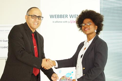 IESA Director & Webber Wentzel