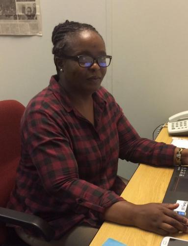 Elsie Bulawa - Schools Facilitator
