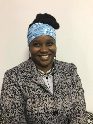 Bertha Magoge - IESA Director