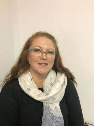 Elizabeth Frederick - Finance Manager