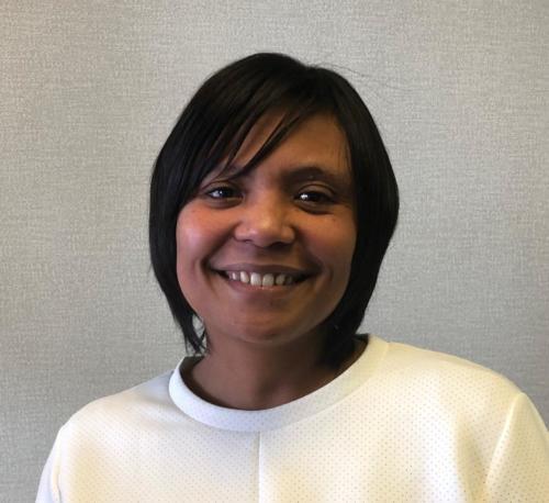 Natalie Watlington-Information and Communication Officer