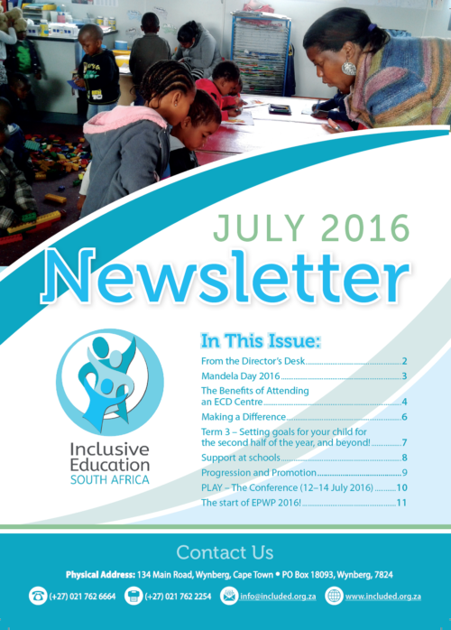 IESA Newsletter July 2016