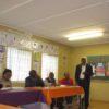 Mr Mothlabane – Principal of Archie Mbolekwa School, Eastern Cape