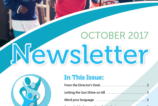 IESA Newsletter October 2017