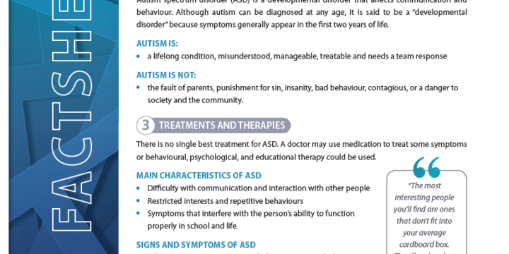 INCLUDING LEARNERS WITH AUTISM SPECTRUM DISORDER IN A MAINSTREAM SETTING