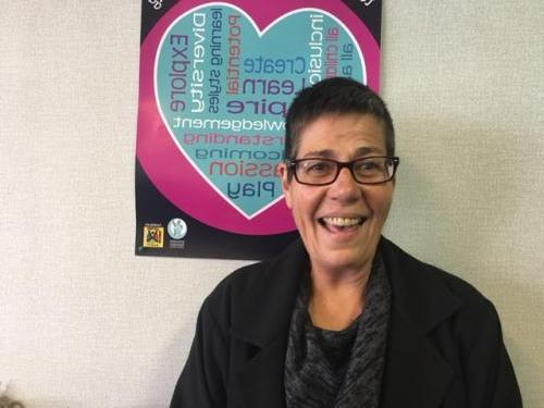 Kim Andreoli - ECD and Schools Facilitator