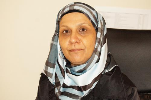 Amina Najjaar - Finance Manager