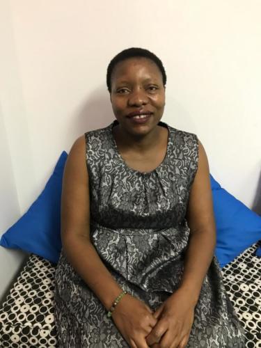 Egines Mudzingwa - IESA Researcher